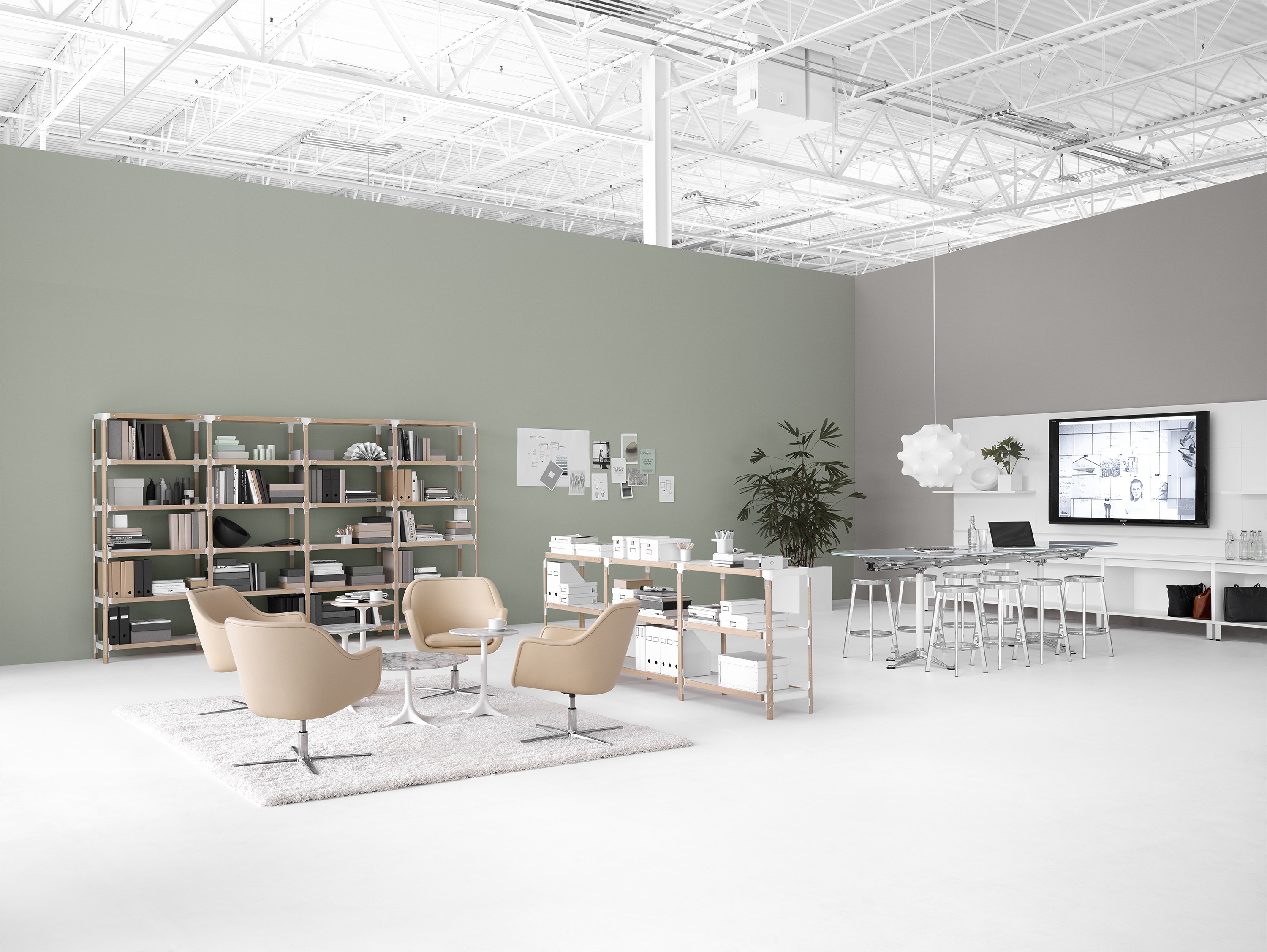 Trellis HermanMiller Living Office